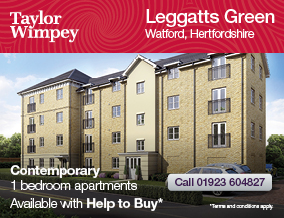 Get brand editions for Taylor Wimpey, Leggatts Green