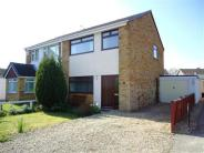 semi detached property to rent in Stafford Road, Caldicot...