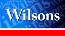 Wilsons, Taunton logo