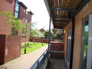 Studio flat in Ecclesall Court ...