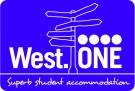 West One, Sheffield branch logo
