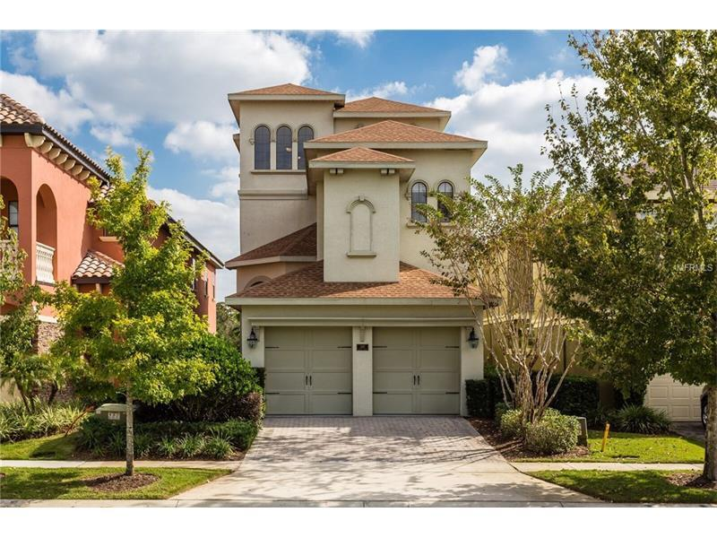 Detached Villa for sale in Reunion, Osceola County...
