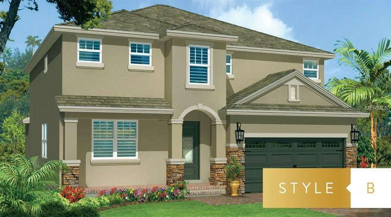 5 bedroom new home for sale in Reunion, Osceola County...