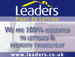 Get brand editions for Leaders - First in Letting, Fiveways
