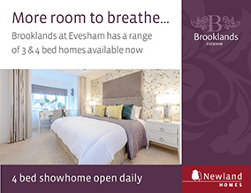 Get brand editions for Newland Homes Ltd, Brooklands