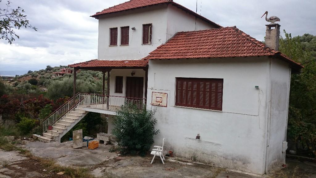 Detached home for sale in Aidipsos, Evvoia