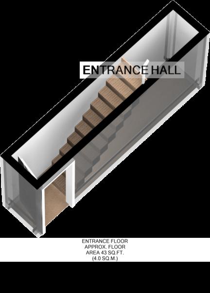 ENTRANCE 3D PLAN