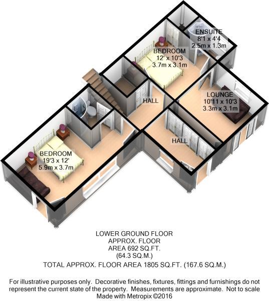 LOWER GROUND FLOOR 3