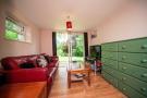 Bedroom Living Area