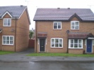 semi detached house in Richmond Gardens, Chirk