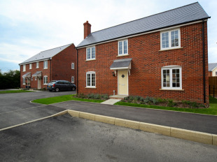 Westlow Abbey by Taylor Wimpey, Bedford Road,
