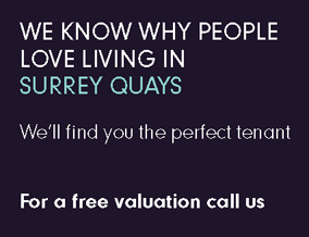 Get brand editions for Felicity J Lord, Surrey Quays Lettings