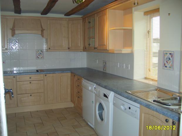 Tilehouse Street kitchen