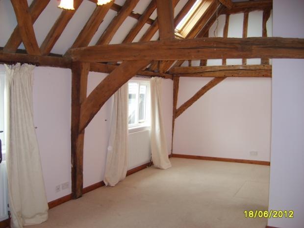 Tilehouse Street main bedroom