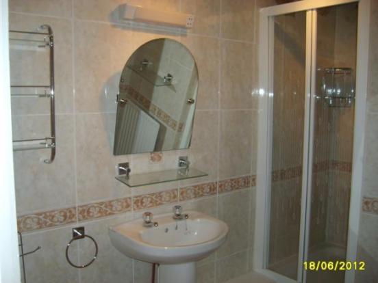 Tilehouse Street bathroom
