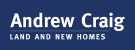 Andrew Craig Land & New Homes, Hebburn branch logo