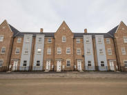 4 bed new development in Chapman Way, Eynesbury...