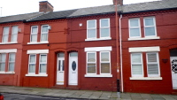 Terraced property in Pennington Road...