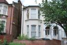 End of Terrace property in Cavendish Road, Harringay