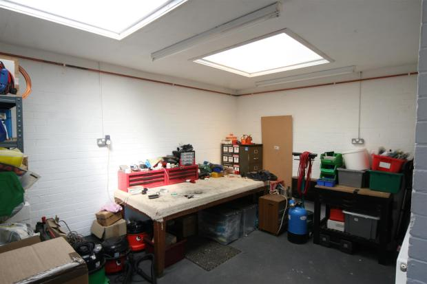 Workshop Area Two