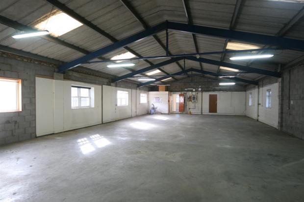Warehouse Area One