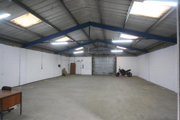 Warehouse Area Two