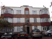 1 bed Flat to rent in Orchard Crt, Vicarage Rd...