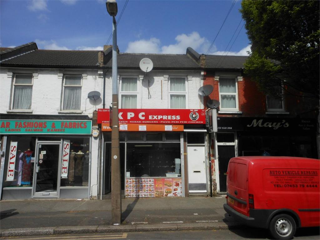 Commercial Property To Rent In Capworth Street London E10