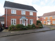 Detached home for sale in Fell Road, Westbury Leigh