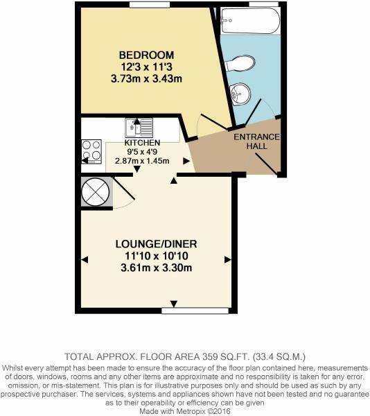 Colour Floor Plan...