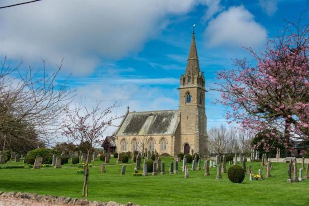 Gavinton Church