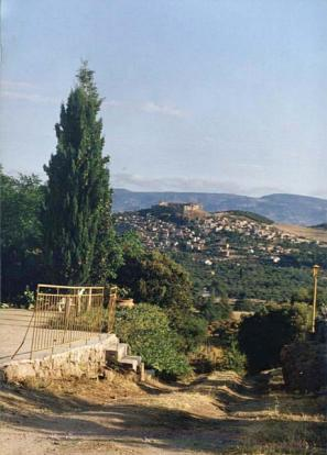 Molyvos views