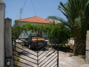 Detached Bungalow for sale in North Aegean, Lesbos...