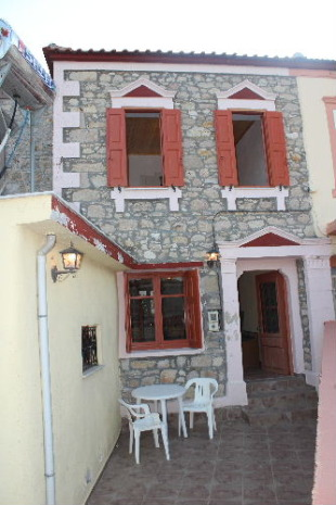 2 bed semi detached house for sale in North Aegean, Lesbos...