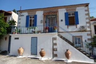 Detached property for sale in North Aegean, Lesbos...