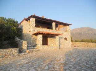 new development in Peloponnese, Laconia for sale