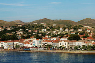 Manor House in Northern Aegean islands for sale