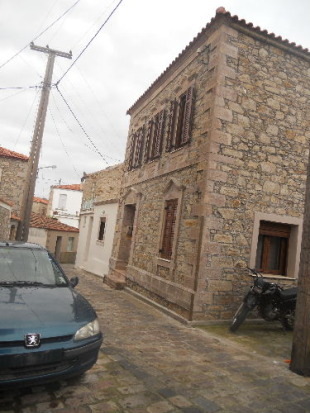 Stone House for sale in Northern Aegean islands...