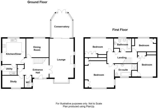 @ Floor Plan - 2 Ben