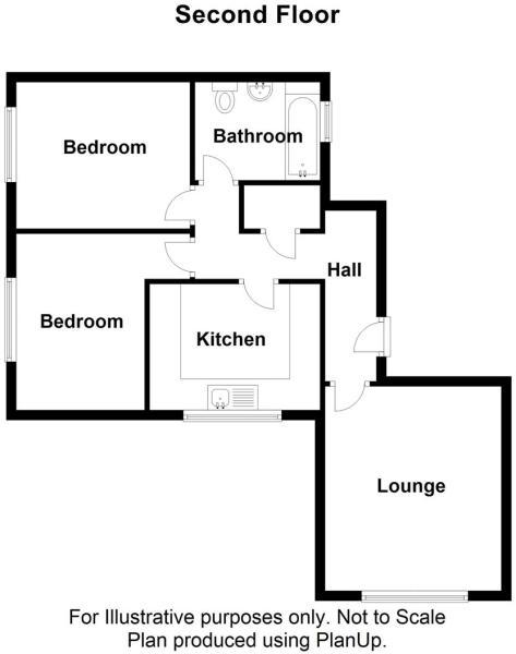 @ Floor Plan - Flat