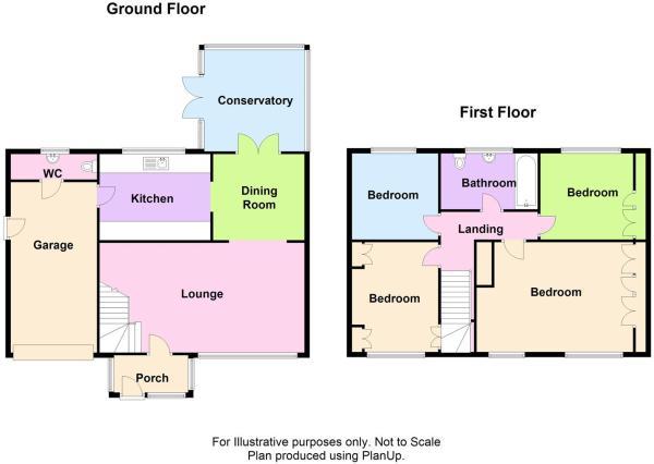 @ Floor Plan - 131 S