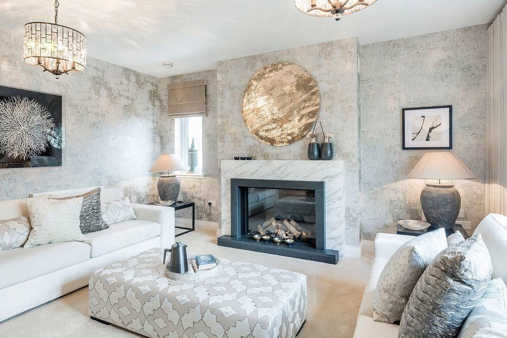 Cala Homes,Fireplace