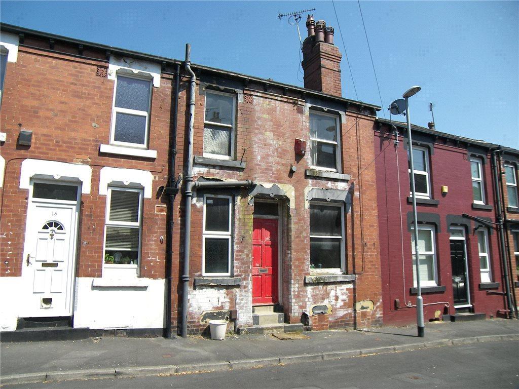1 bedroom terraced house for sale in highbury street, leeds, west