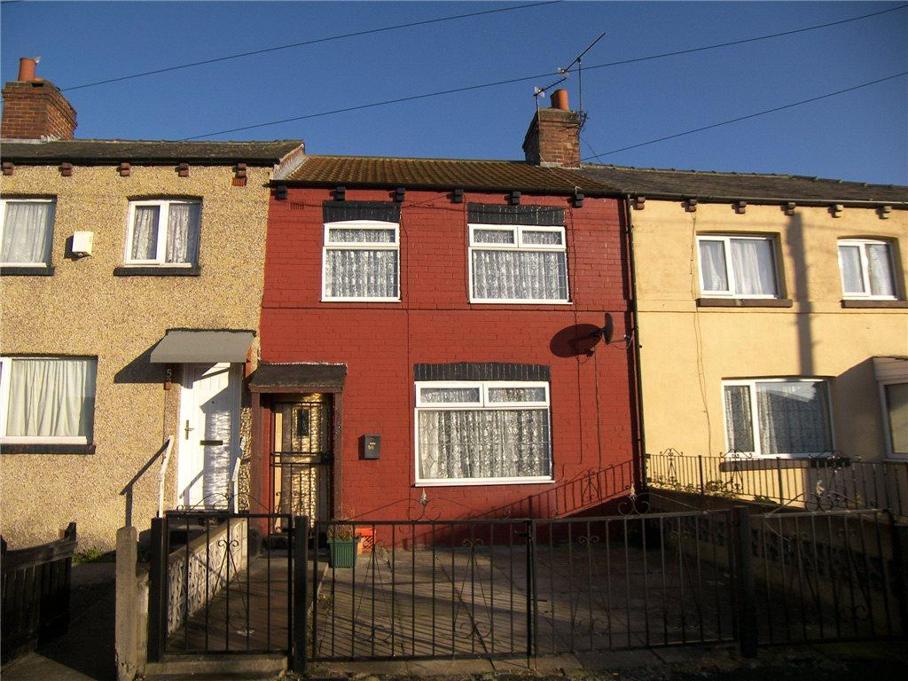 3 bedroom terraced house for sale in east park view, leeds, west