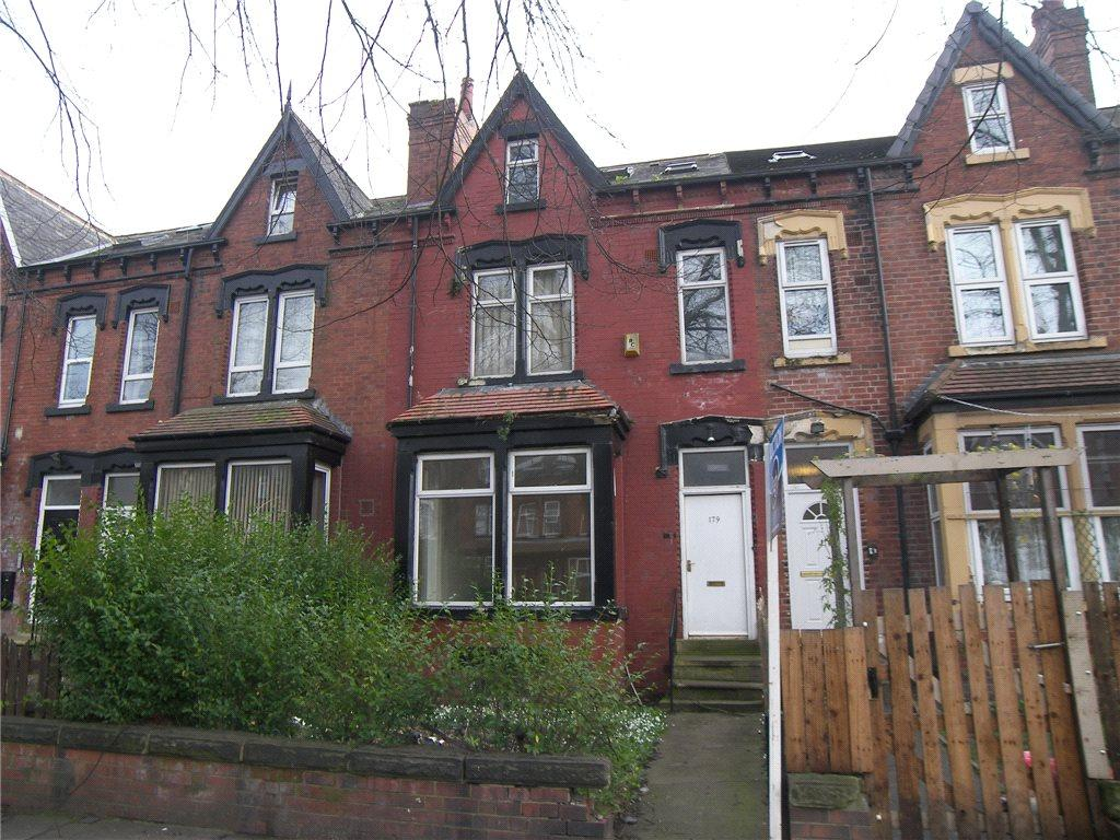 4 bedroom terraced house for sale in spencer place, leeds, west