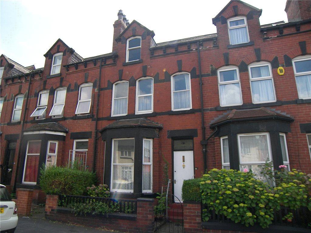 4 bedroom terraced house for sale in walmsley road, leeds, west