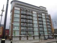 2 bed Flat to rent in Gerry Raffles Square...