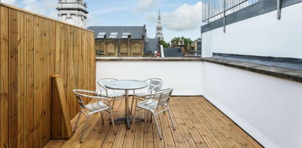 2 bedroom apartment to rent in 152-154 Curtain Road, Shoreditch ...