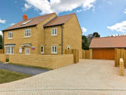 4 bed new house in Off B4449, Eynsham, OX29