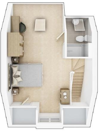 Crofton-G second floor plan